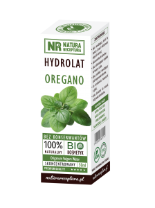 Hydrolat oregano bio 50 ml