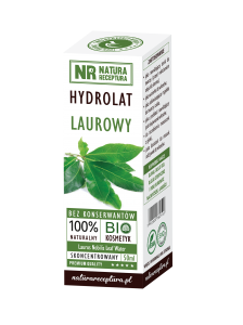 Hydrolat laurowy bio 50 ml